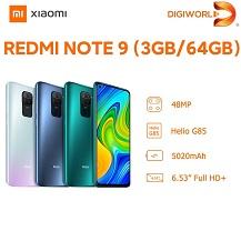 Mua Sản Phẩm Xiaomi Redmi Note 9 3GB-64GB