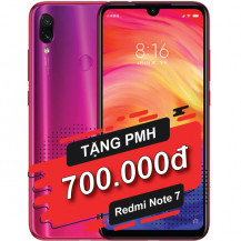 Xiaomi Redmi Note 7 - 4GB/128GB