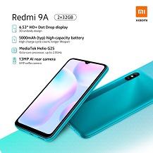 Xiaomi Redmi 9A 2GB-32GB