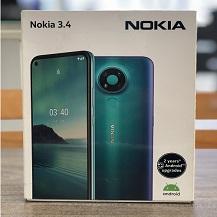 Nokia 3.4 - Hàng đổi trả